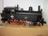 2-8-0 Tank Locomotive